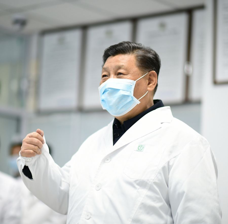 Xi dice que apoyo de Africa a lucha de China contra el coronavirus ilustra la amistad fraternal