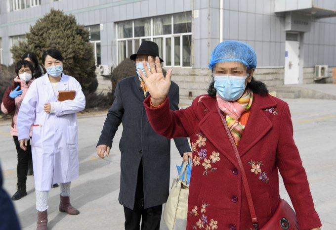 Wuhan registra por primera vez más pacientes diarios curados que contagiados por COVID-19