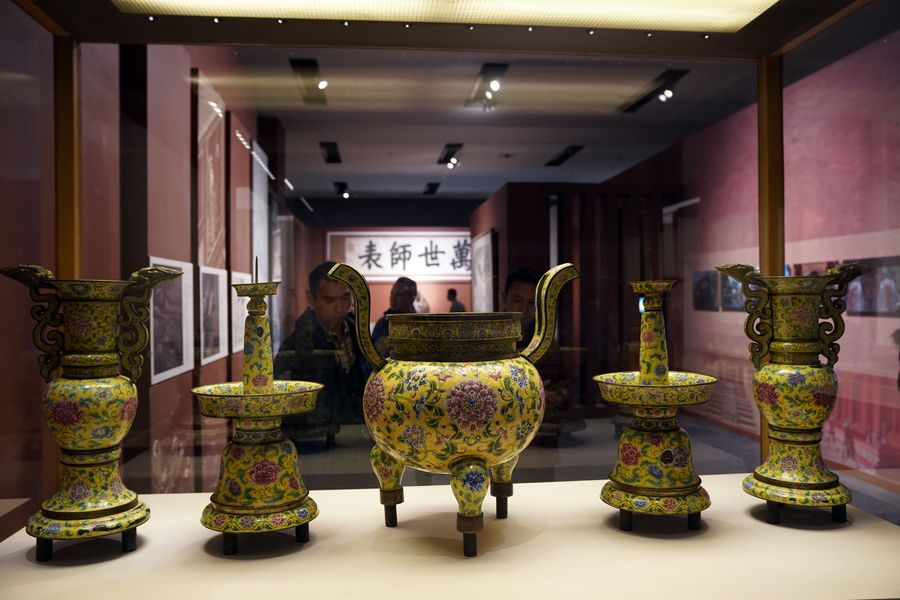 China pide proteger reliquias culturales de inundaciones