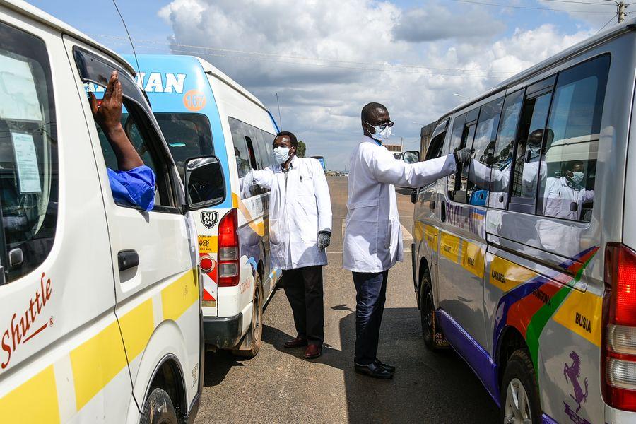 Africa registra más de 115 mil casos confirmados de COVID-19