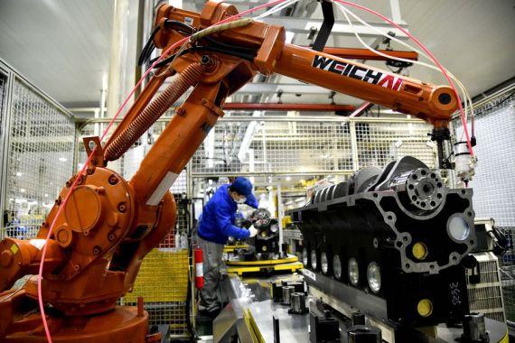 Índice de gerentes de compras del sector manufacturero de China cae levemente en mayo