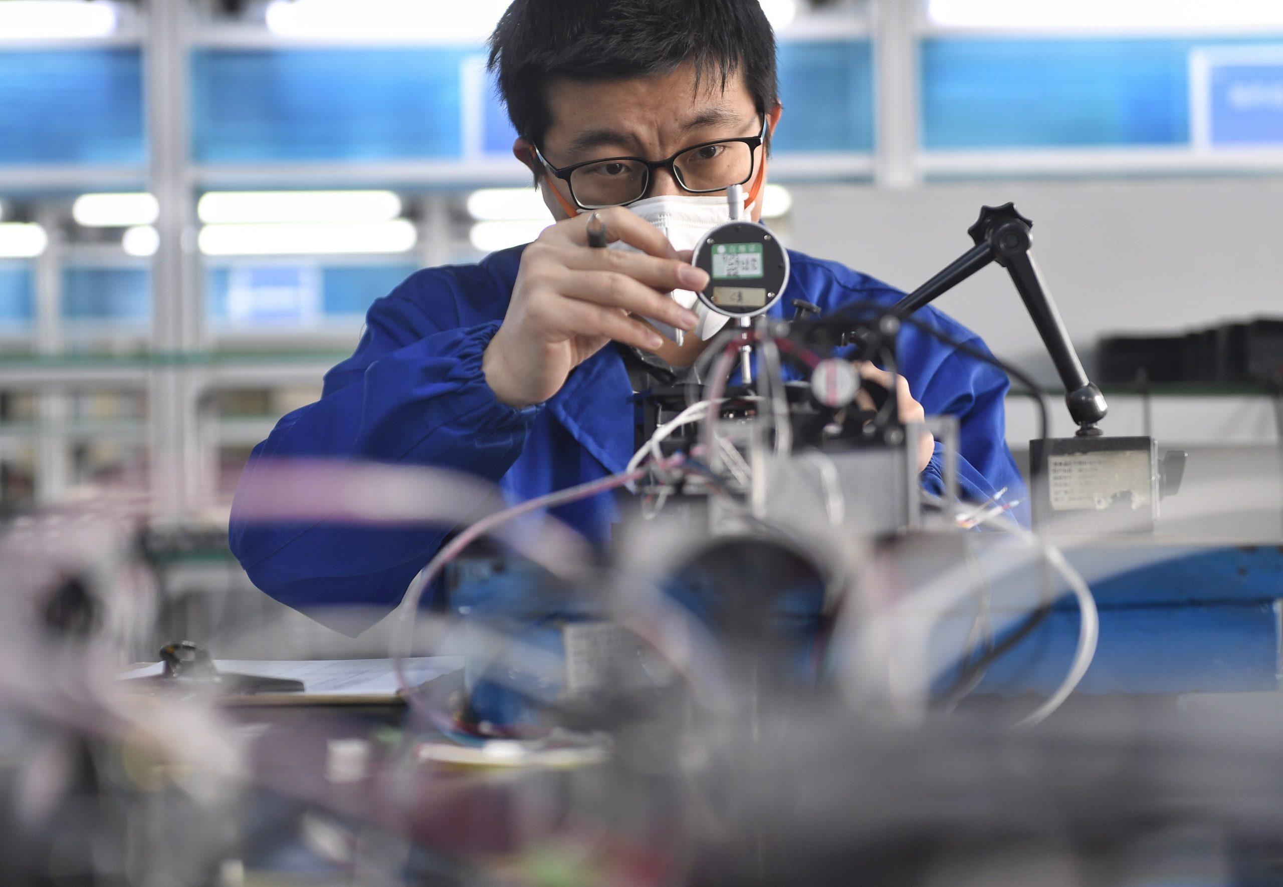 China avanza en innovación original