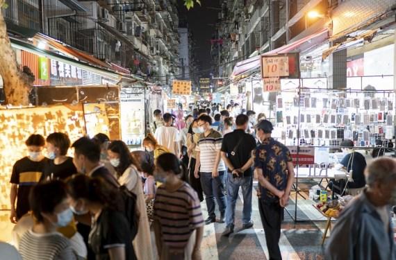 Provincia china de Hubei reporta tres casos asintomáticos de COVID-19