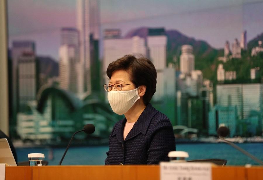 Hong Kong pospone elección del Consejo Legislativo a causa del brote de COVID-19