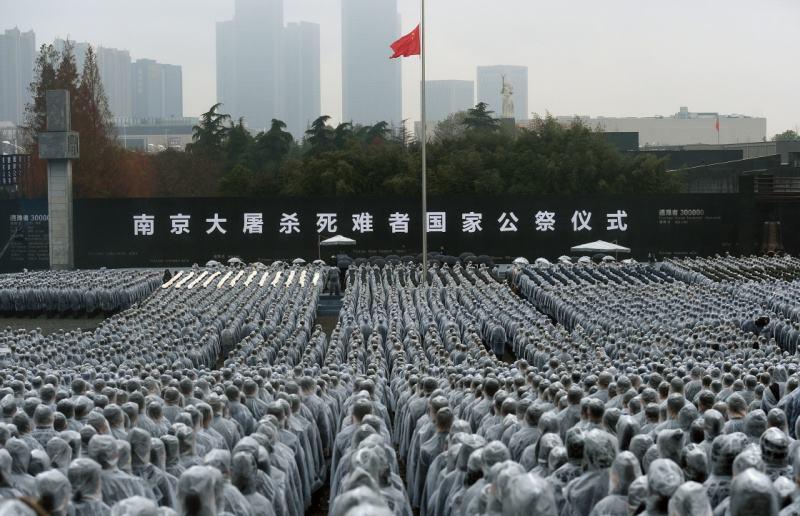 Nuevo libro revela detalles de batalla antes de Masacre de Nanjing en 1937