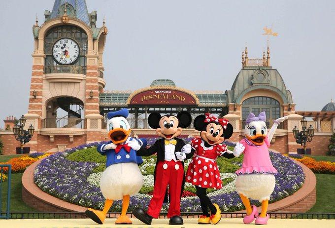 Shanghai Disney Resort comienza celebraciones de la Fiesta de la Primavera