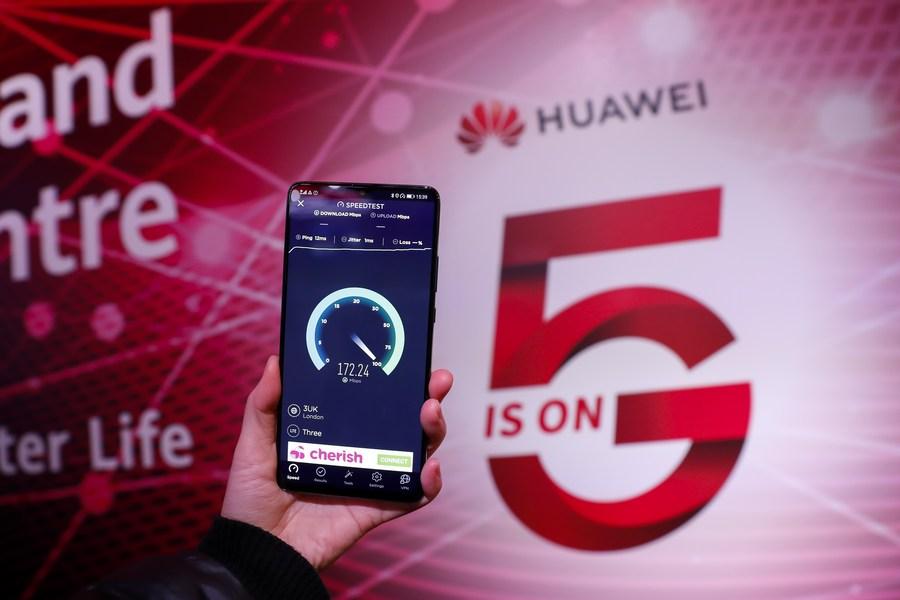China rechaza decisión de Reino Unido de reforzar prohibiciones a Huawei