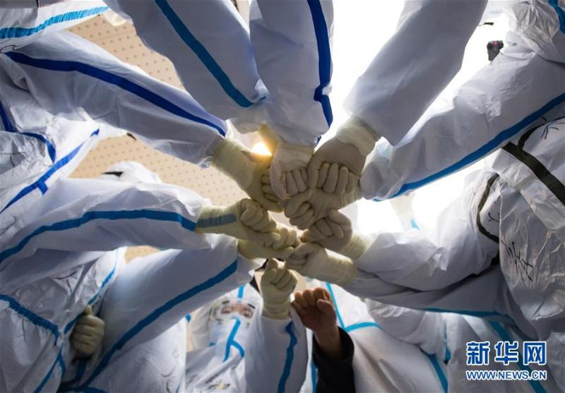 Mayoría de chinos afirma tener fuerte conciencia de prevención epidémica, según encuesta