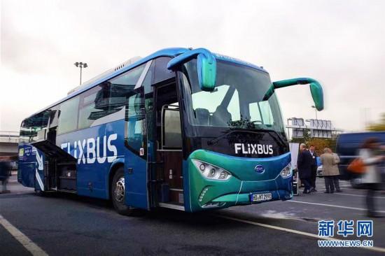 BYD entrega autobuses eléctricos a cliente alemán