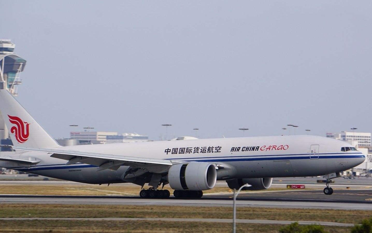 Nueva ruta de carga aérea une al este de China con España