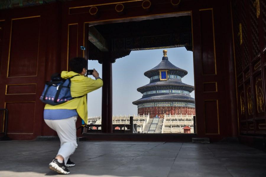 Ingresos de China por turismo ascenderán a 195.000 millones de dólares en primer semestre: ATCh