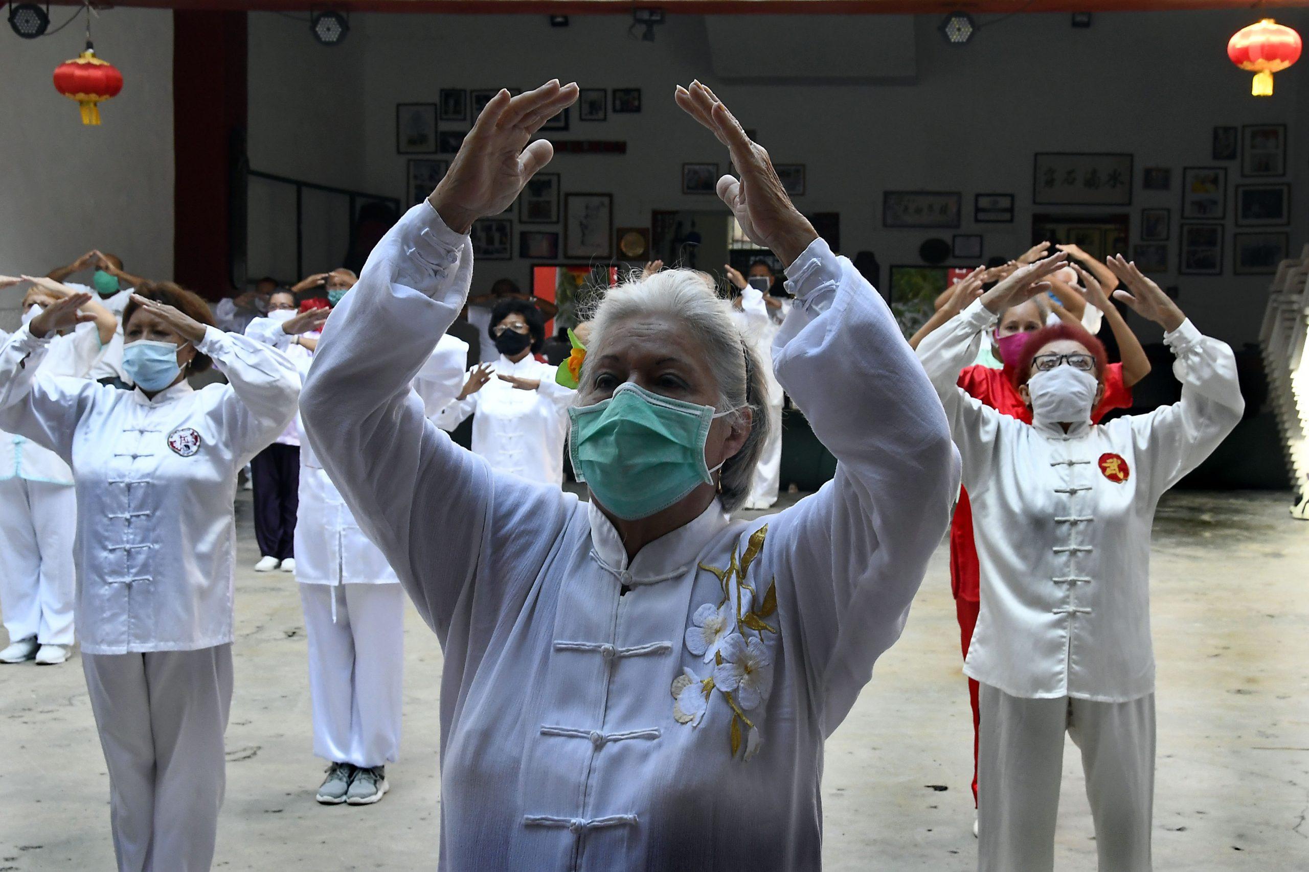 El Wushu regresa al Barrio Chino de La Habana