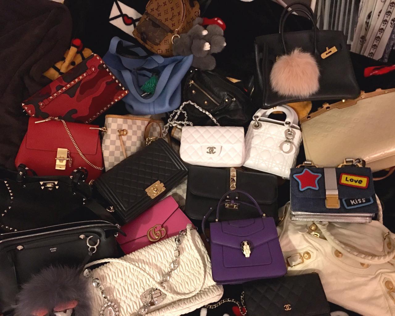 Incautados artículos falsos de Gucci y Chanel en Beijing