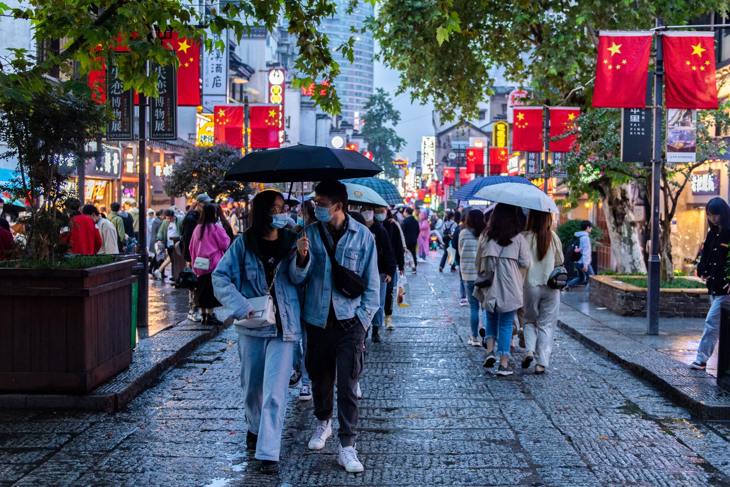 Turismo interno se recupera durante vacaciones por Día Nacional de China