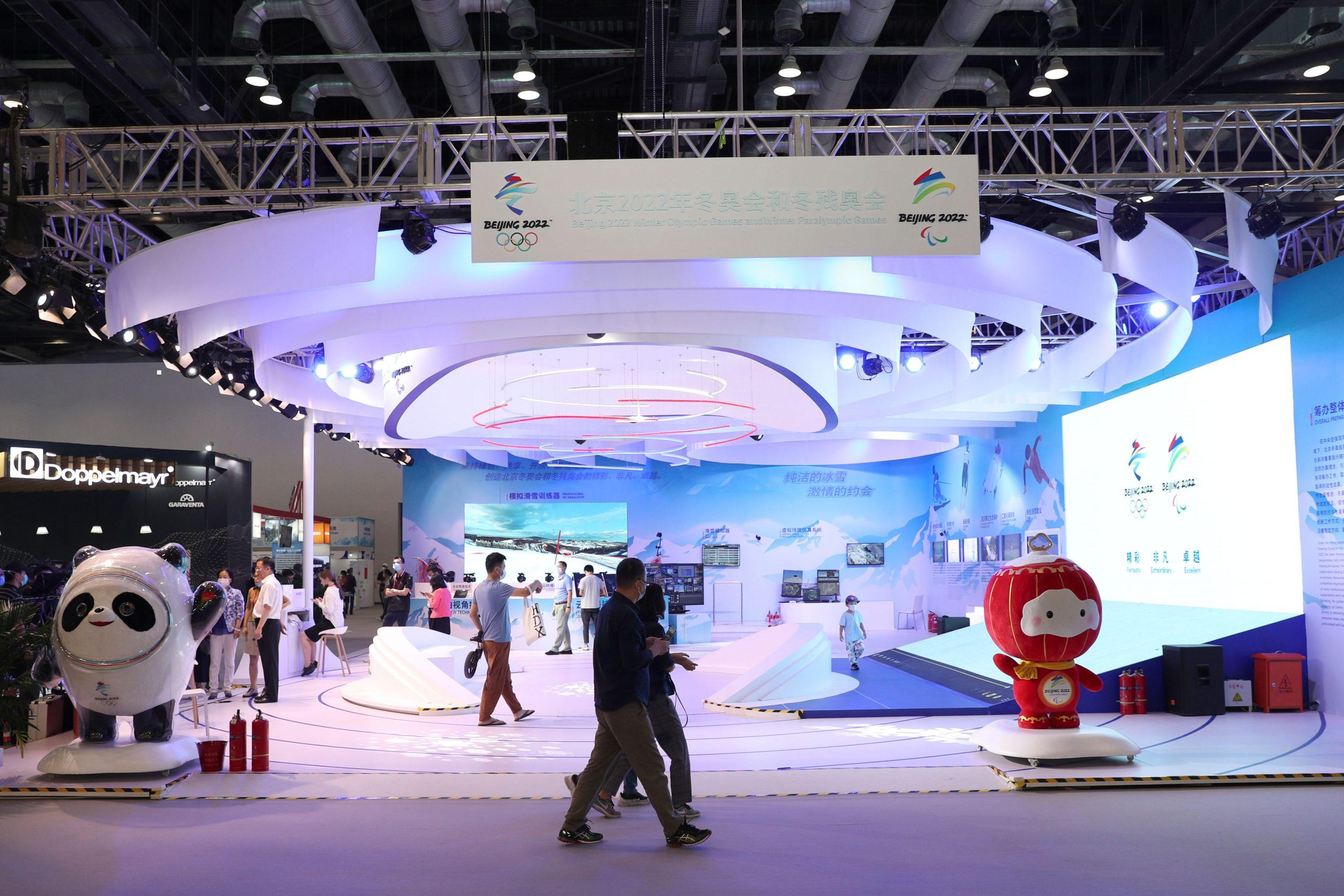 Queda listo Centro de Uniformes y Acreditación para Beijing 2022