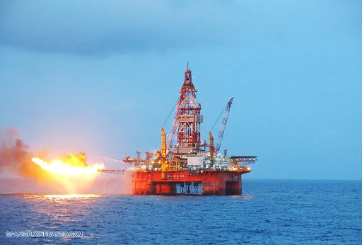Proyecto de yacimientos de gas natural submarinos de China entra en operación