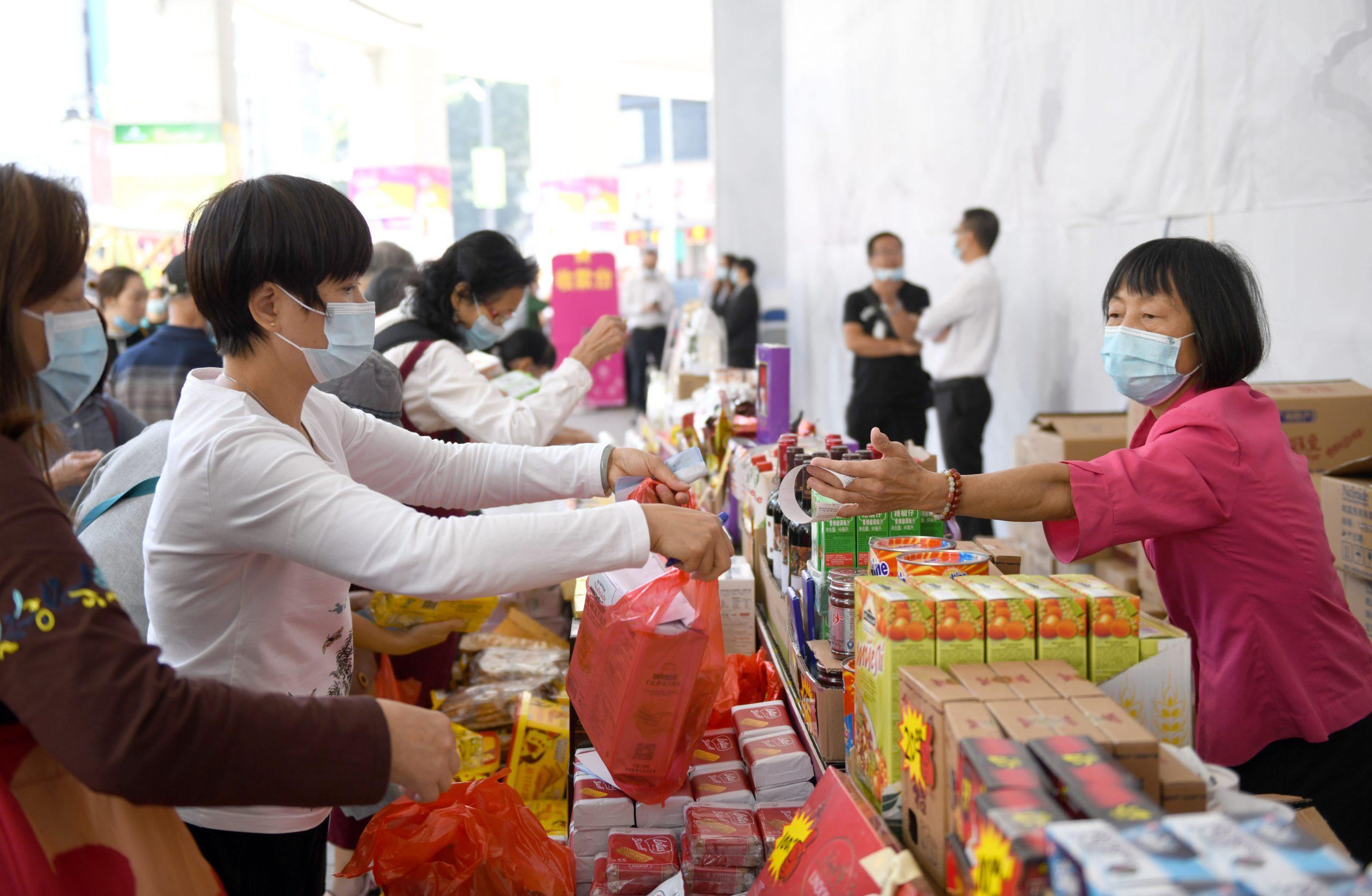 China sigue siendo mayor mercado minorista en línea del mundo: Ministerio