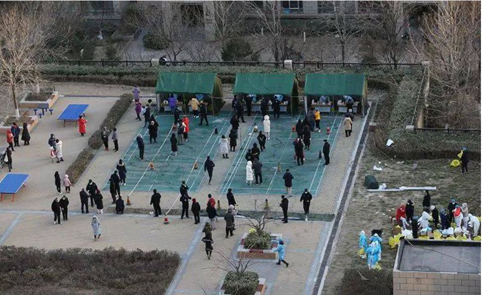 Beijing clasifica otra área como riesgo medio de COVID-19