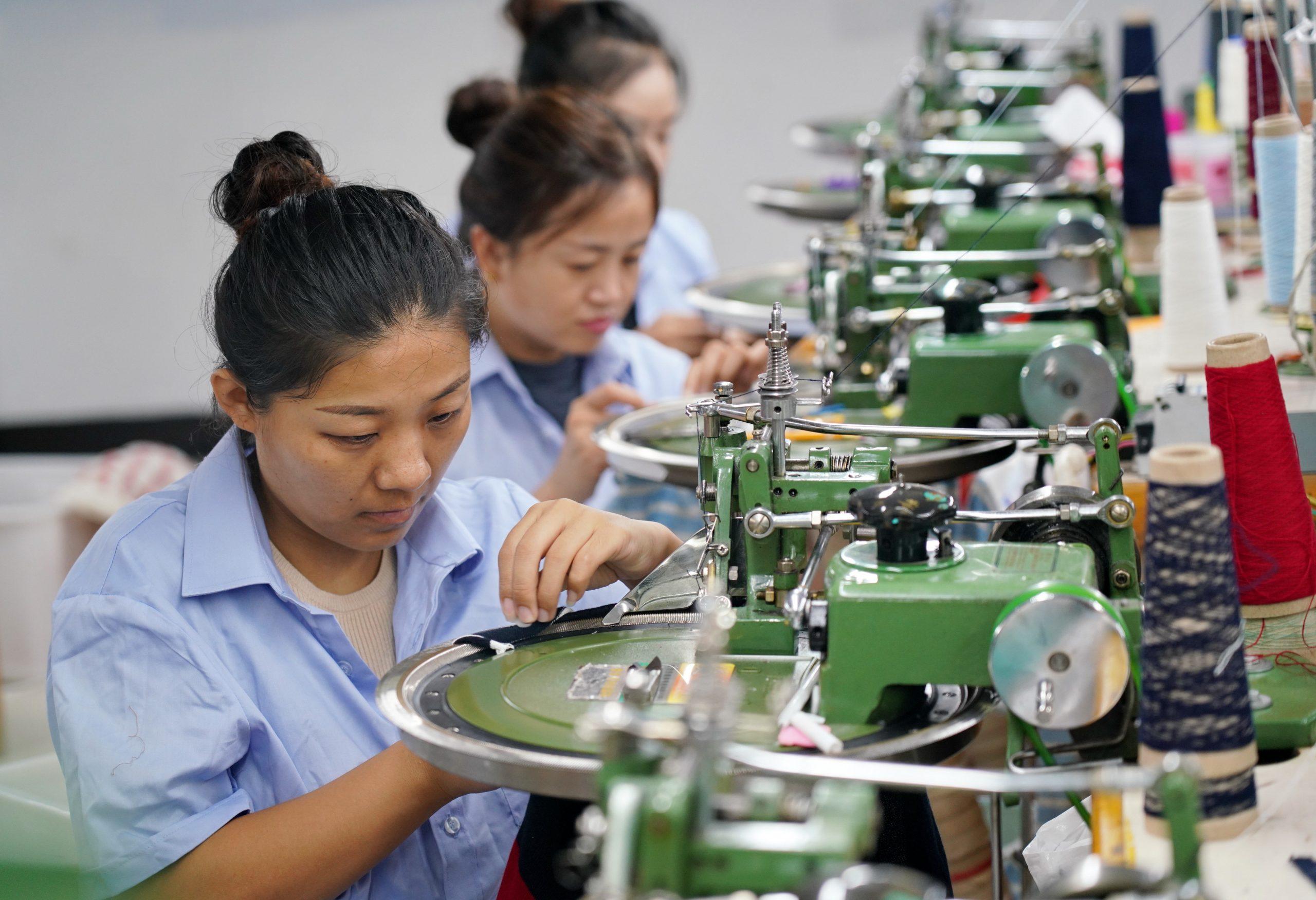 China es mayor centro manufacturero del mundo por 11 años consecutivos