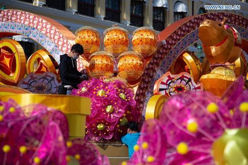 China asigna 16.000 millones de dólares para personas necesitadas en vísperas de Fiesta de la Primavera