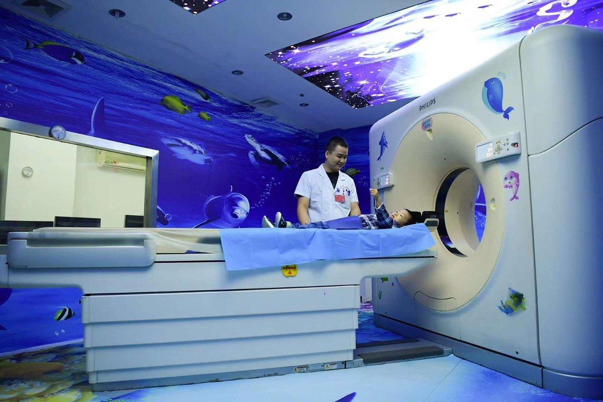 Shanghai establecerá centro de terapia de protones para niños