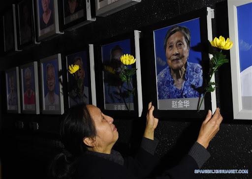Solo quedan 61 sobrevivientes de Masacre de Nanjing