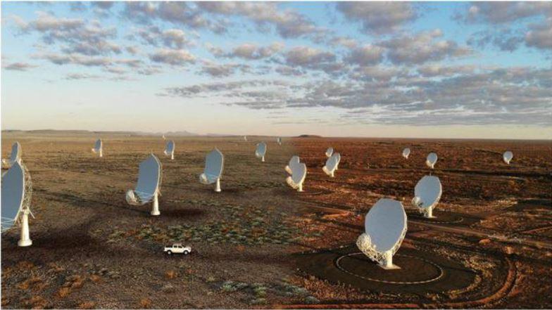 Construcción de supertelescopio SKA comenzará en julio