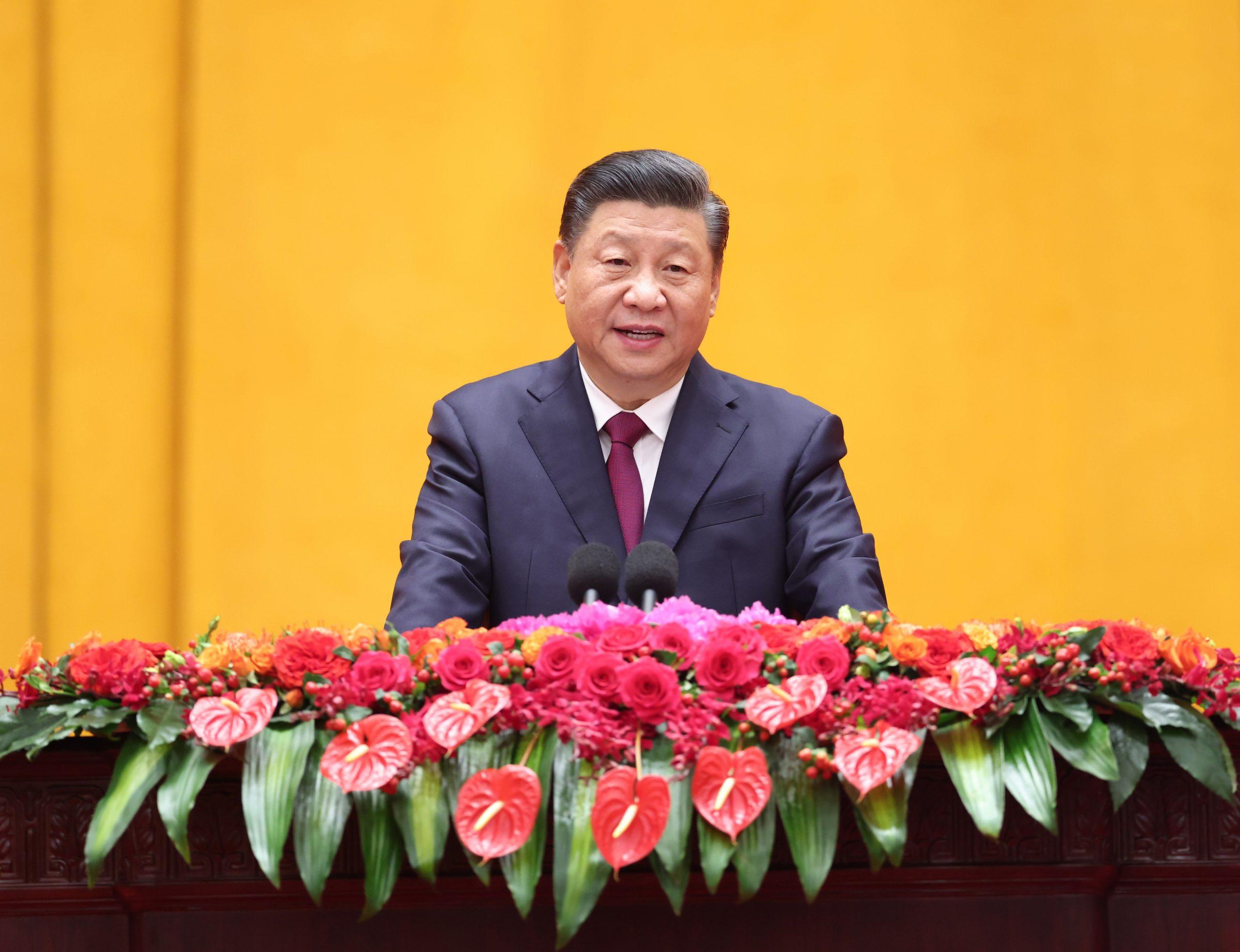 Xi pide profundizar amistades e intercambios con otros países