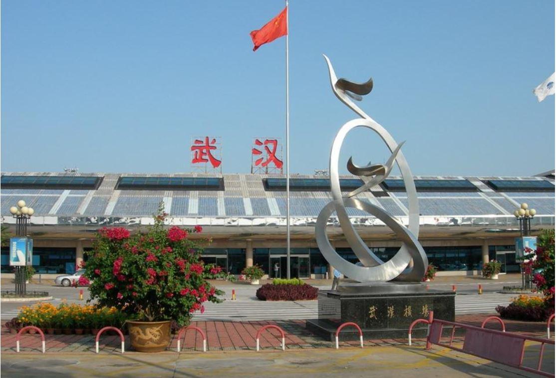 Aeropuerto de Wuhan abre número récord de nuevas rutas aéreas