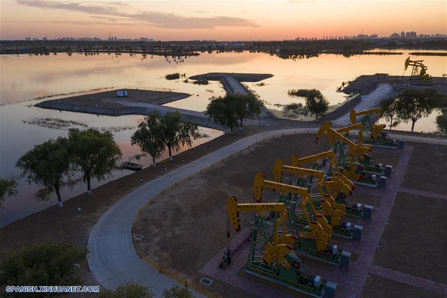 Yacimiento petrolero de Daqing alcanza 10,8 millones de toneladas en primer trimestre 2021