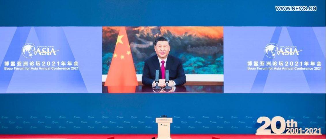 Texto íntegro de la intervención de Xi Jinping, presidente de la República Popular China, en la inauguración de la conferencia anual 2021 del Foro de Boao para Asia