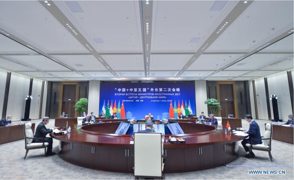 China promete franja de cooperación y desarrollo con Asia Central