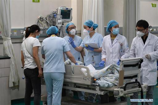 China cuenta con más de 4,7 millones de enfermeros registrados