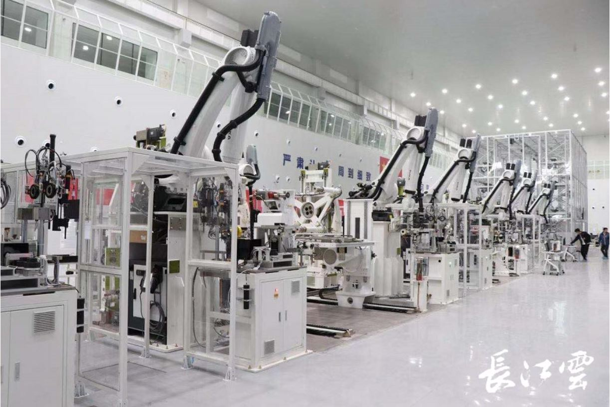 Comienza operaciones instalación china de fabricación inteligente de pequeños satélites