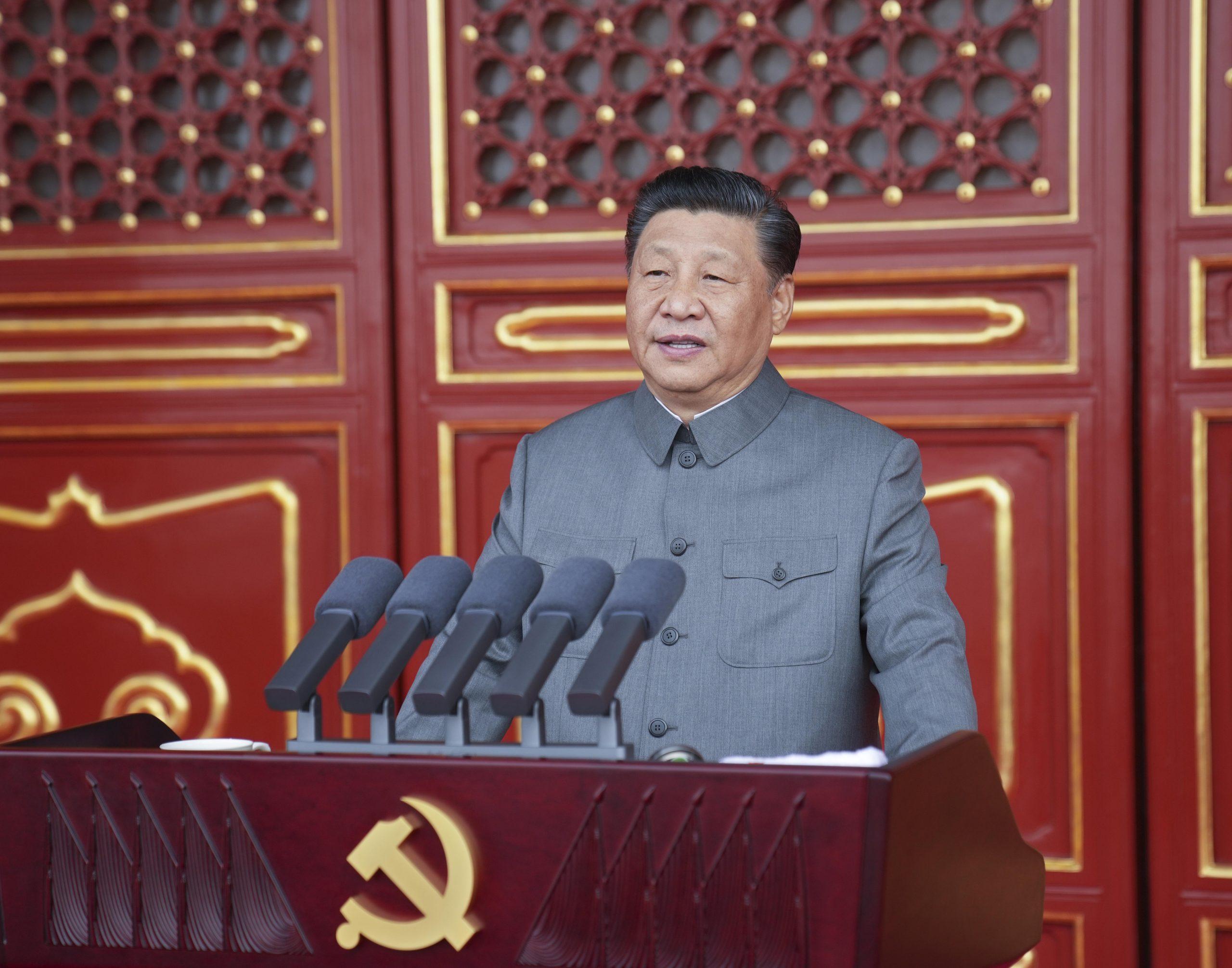 Publican en múltiples idiomas discurso de Xi en ceremonia de centenario de PCCh