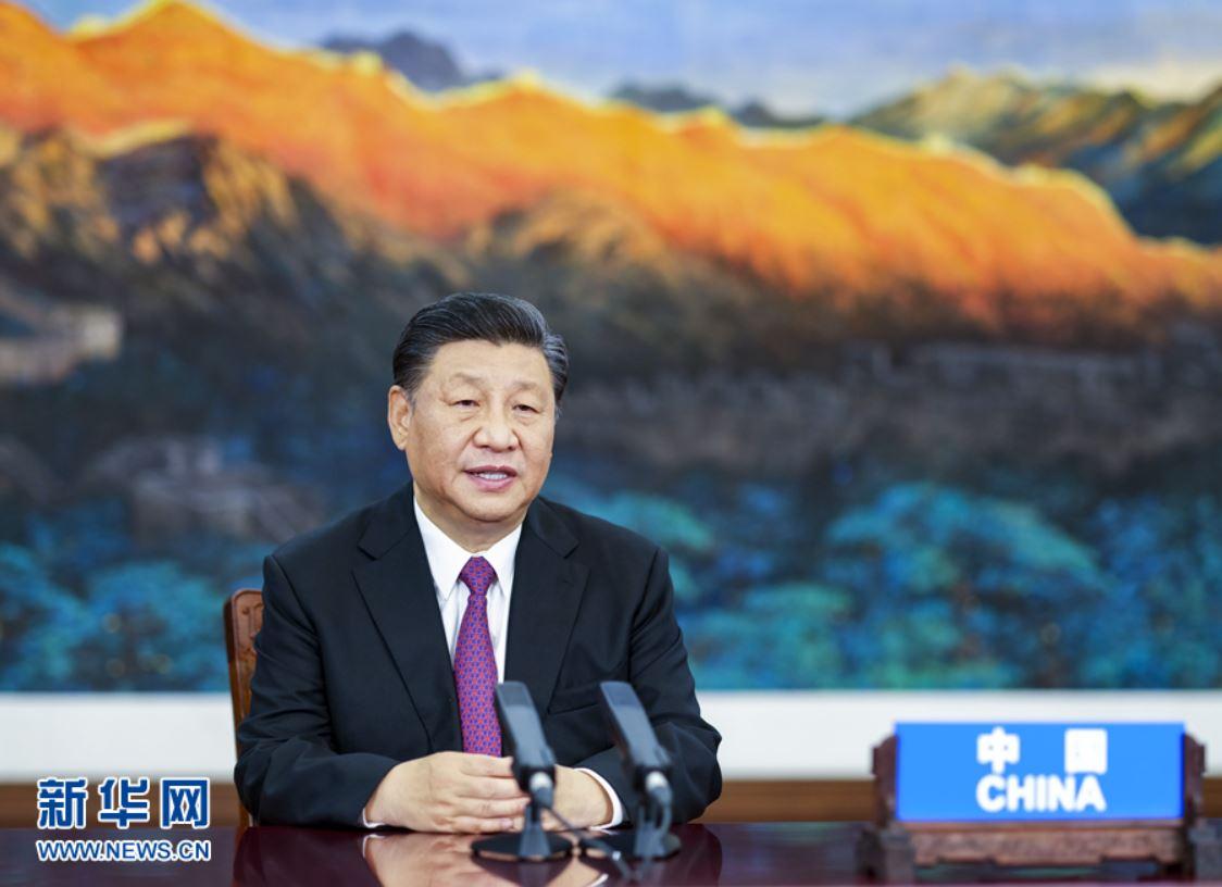 Discurso de Xi en reunión informal de APEC impulsa confianza en combate mundial a pandemia y recuperación económica