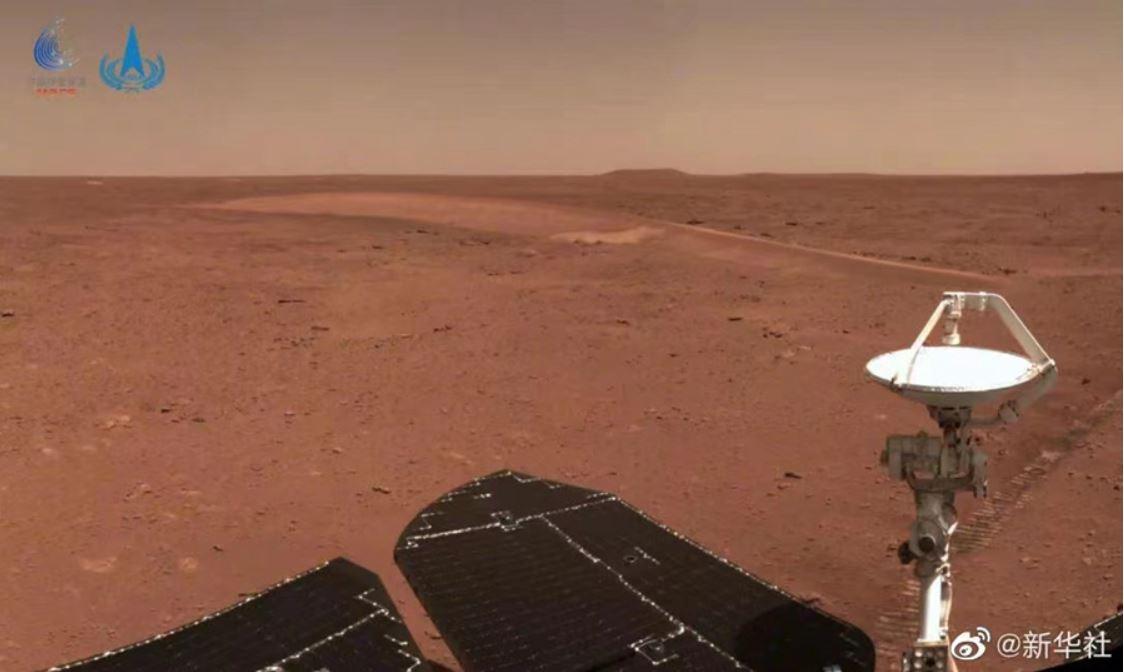 Orbitador chino enviado a Marte reanuda comunicación con Tierra tras conjunción solar