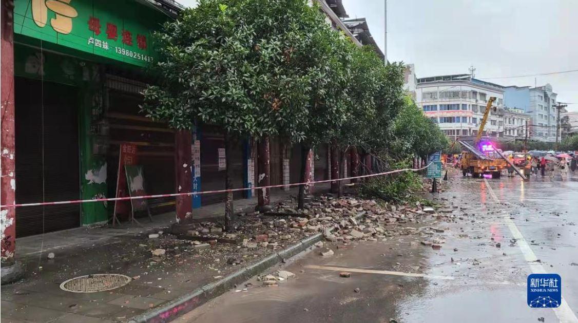 Dos muertos y tres heridos en terremoto de magnitud 6,0 en provincia china de Sichuan