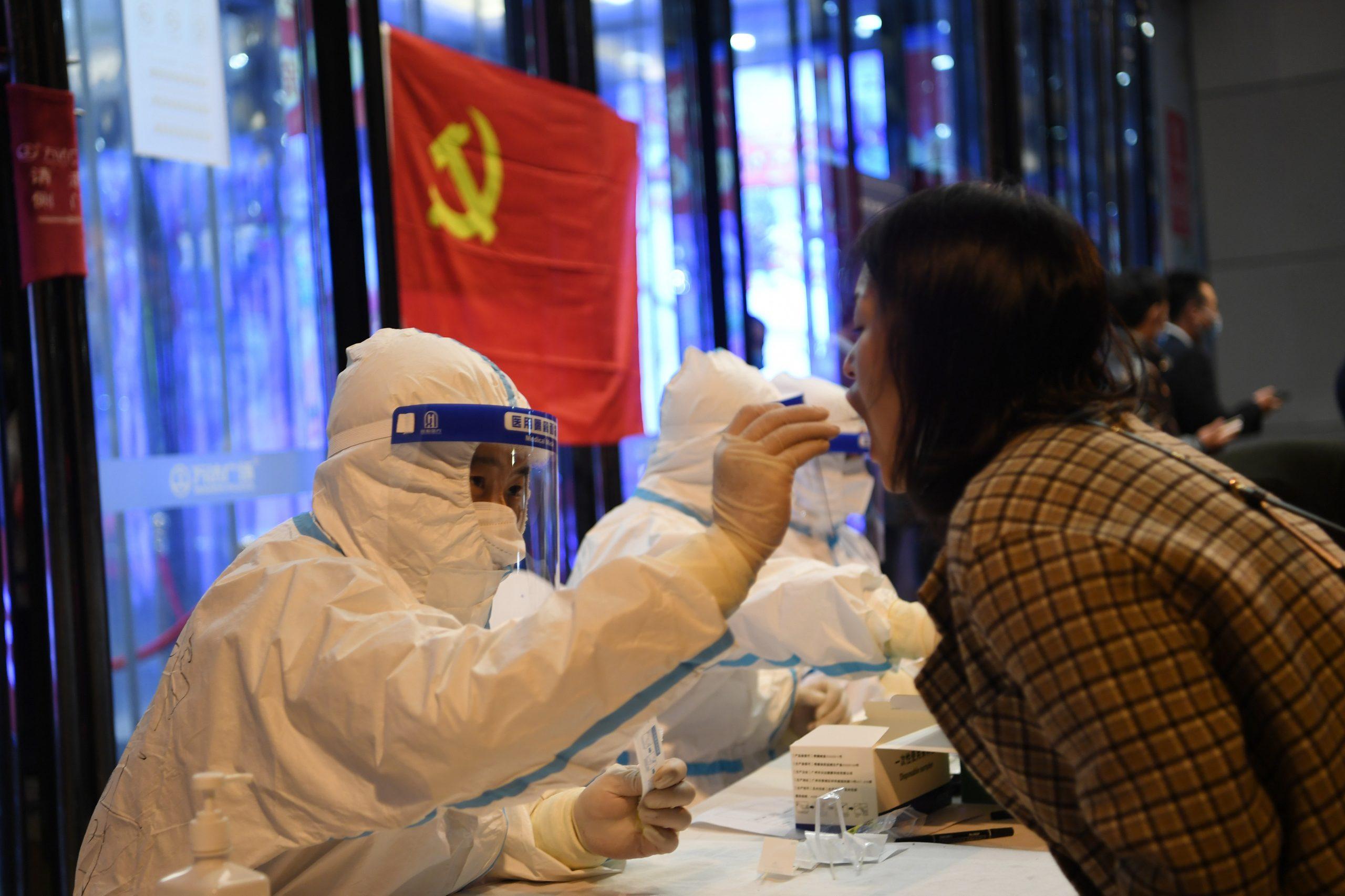 Región china de Ningxia suspende clases presenciales para controlar COVID-19