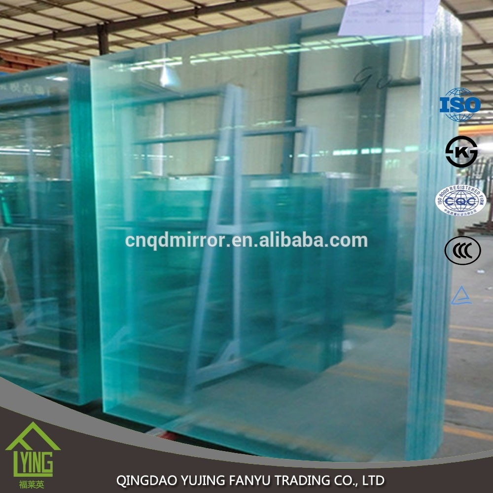 3mm12mm ultra tempered glass  clear glass sheet  ultra