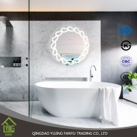 Hot selling beauty bathroom led vanity mirror with lights ...