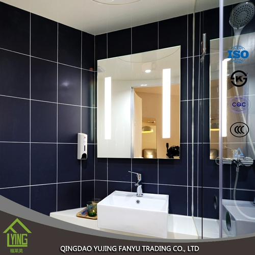popular high quality bathroom mirror  Mirror Manufacturer China Silver Mirror Supplier China