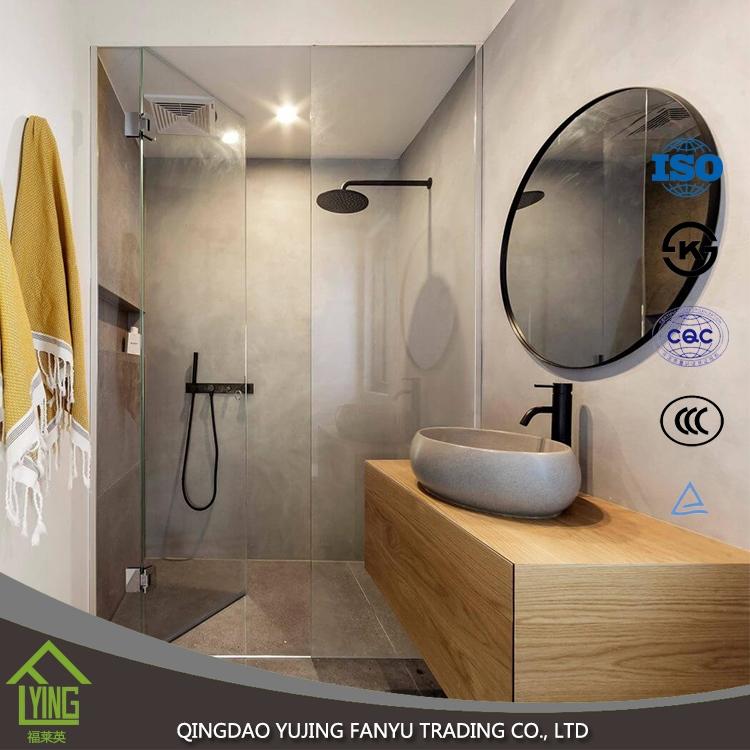 cheap aluminum mirror bathroom mirror with high quality  Mirror Manufacturer China Silver