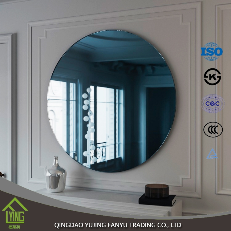 Classical Colored Mirror Glass 18273456mm Thickness
