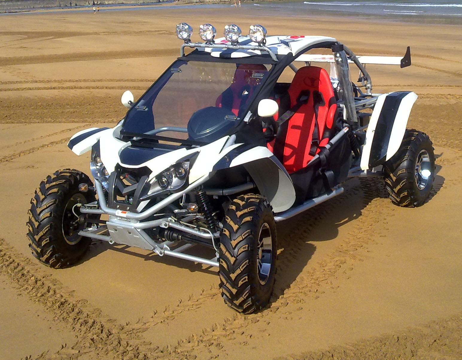 500cc 4X4 Racing/Hunting/Fishing/Camping Buggy/Go Kart/ATV