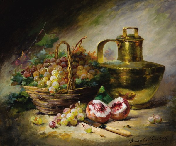 Oil Painting Still Life Art
