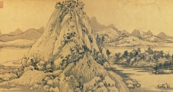 Huang Gongwang: Dwelling in the Fuchun Mountains