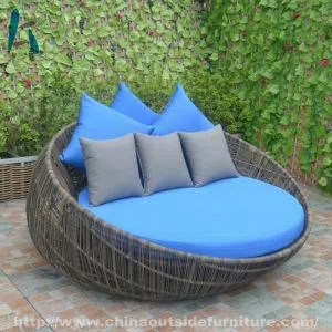 China Customized Outdoor Daybed Suppliers  Manufacturers