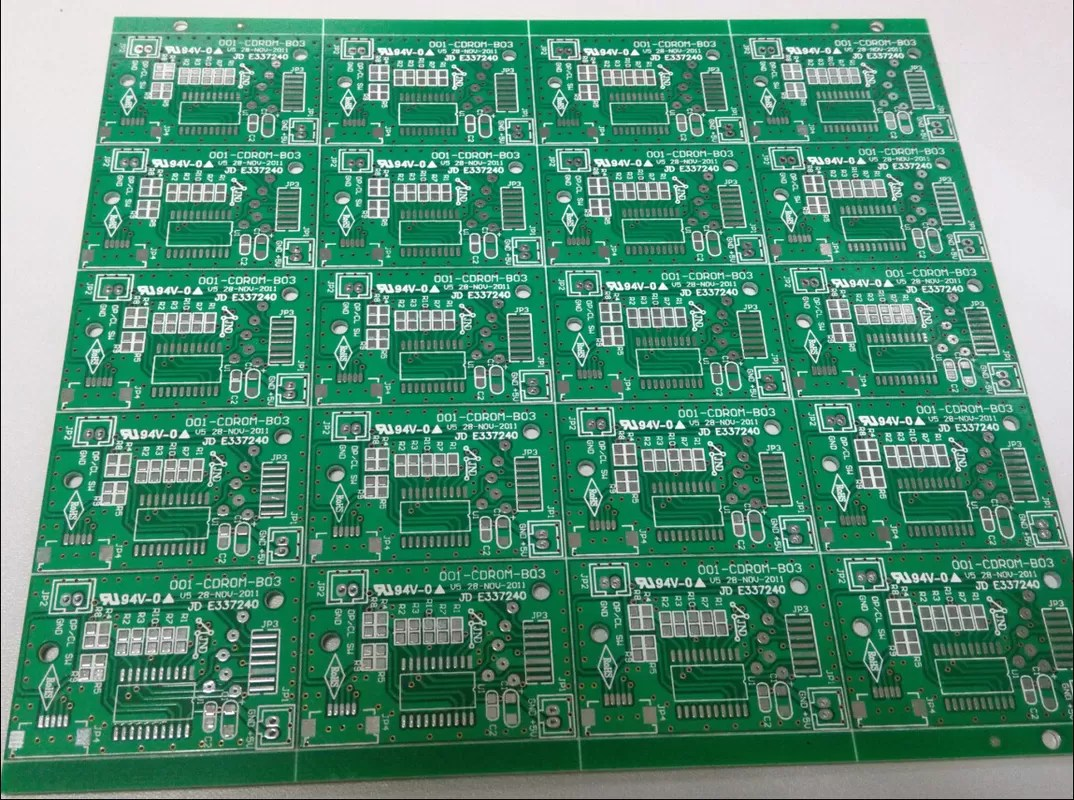 Product Name Immersion Gold Double Sided Printed Circuit Board