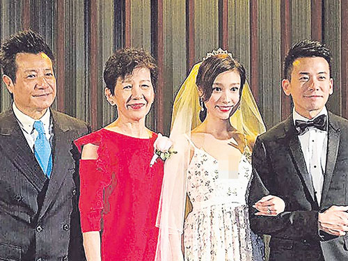 石修升級當老爺 陳宇琛娶妻哭不停   中國報 China Press